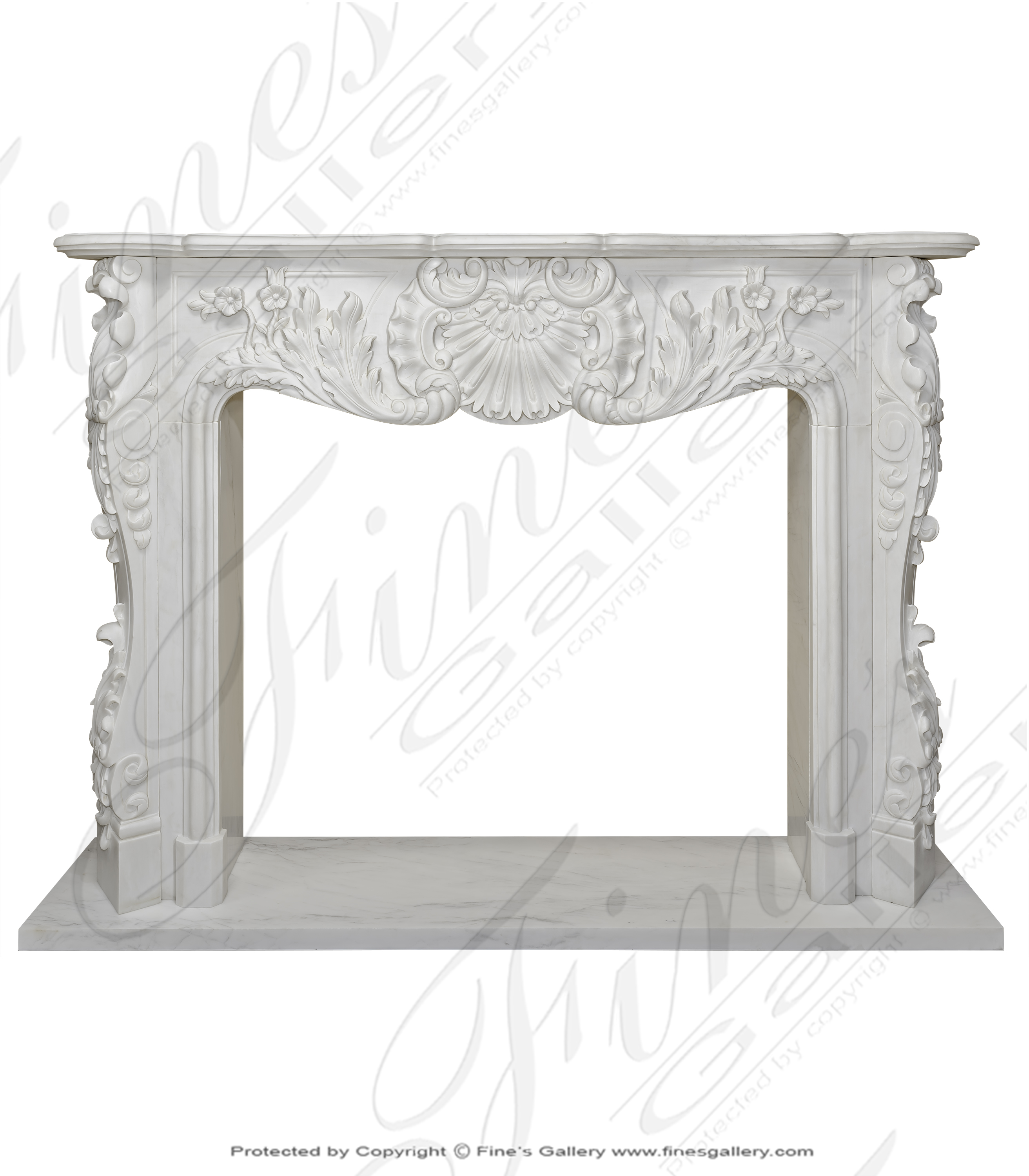 Marble Fireplaces White French Marble Fireplaces Mfp 114 Fine S Gallery Llc