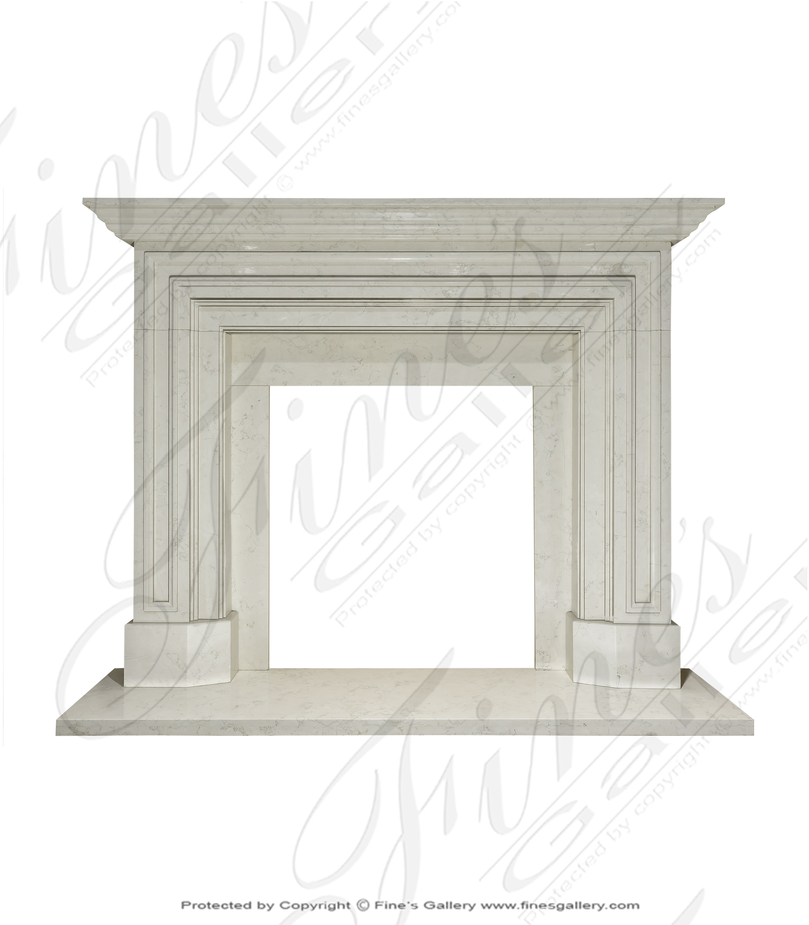 Marble Fireplaces Contemporary Marble Fireplace Mantel Mfp 1570 Fine S Gallery Llc