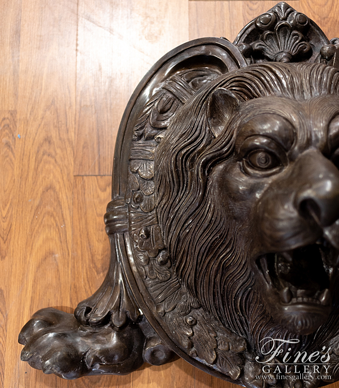 Search Result For Bronze Fountains  - Bronze Lion Fountain - BF-661