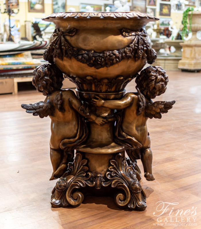 Bronze Fountains  - Bronze Fountain - BF-862