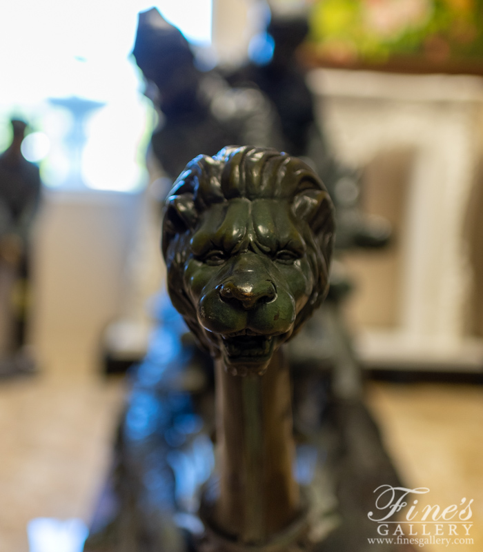 Bronze Statues  - Sleigh Riders - BS-130