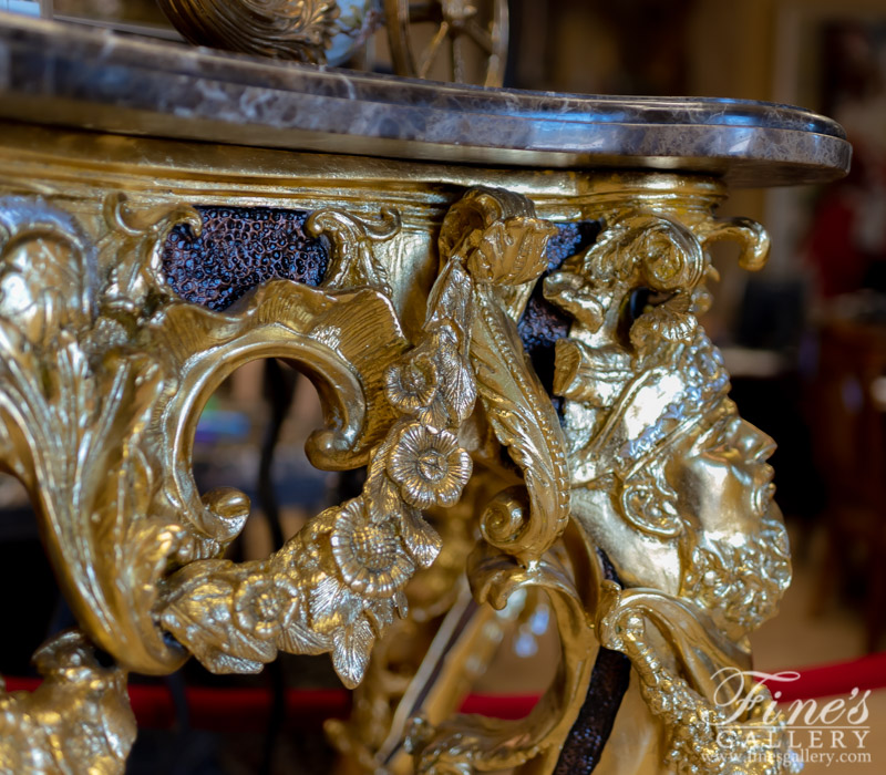 Three Bronze Tables | Witherells Auction House