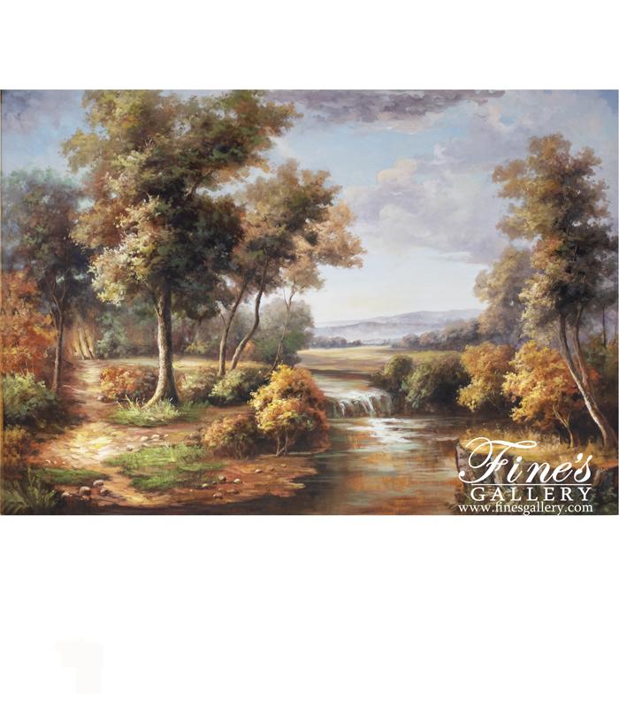 Nature's Wonder Canvas Art