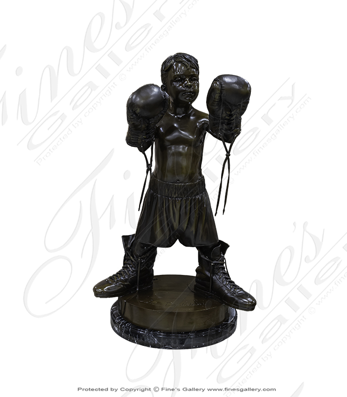 Aspiring Boxer - 36 Inch