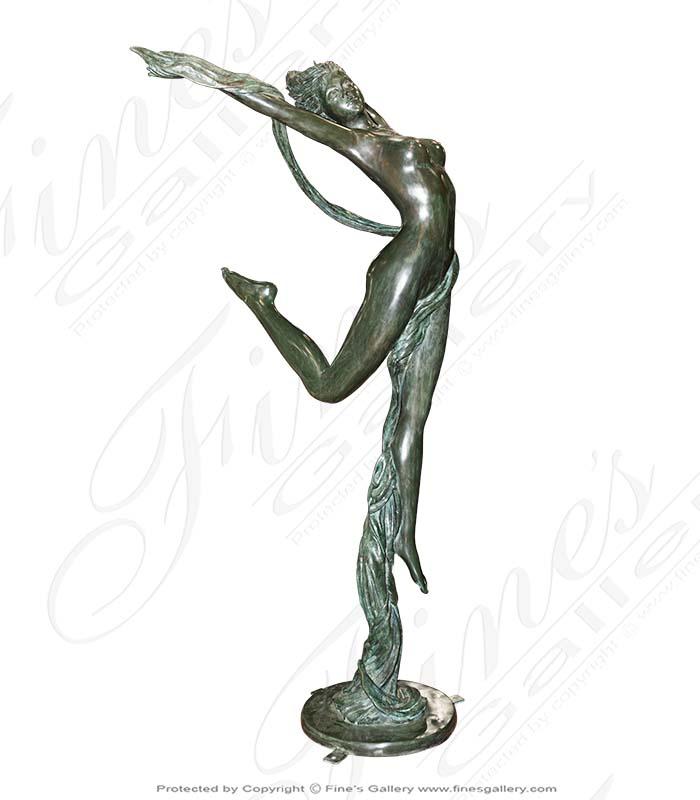 Art Nouveau Dancer