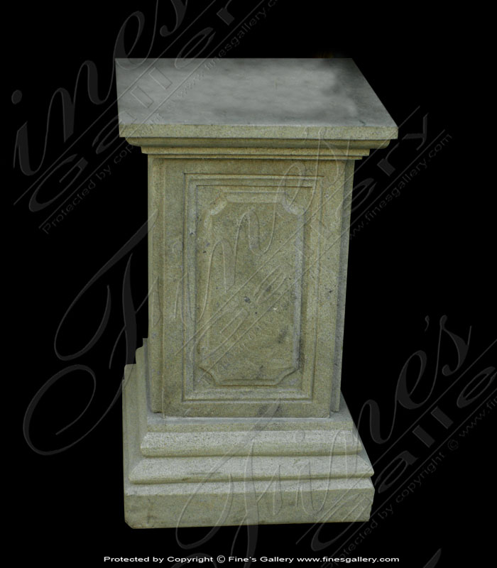 Classic Square Marble Base
