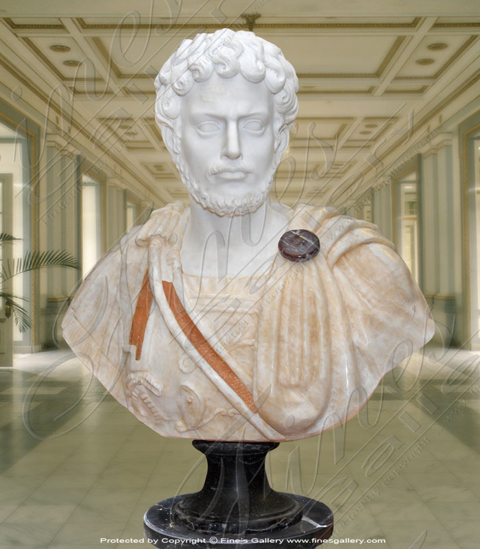 Grecian Marble Bust
