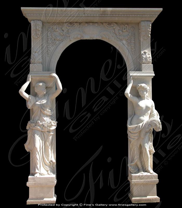 Aurora Maiden Doorway
