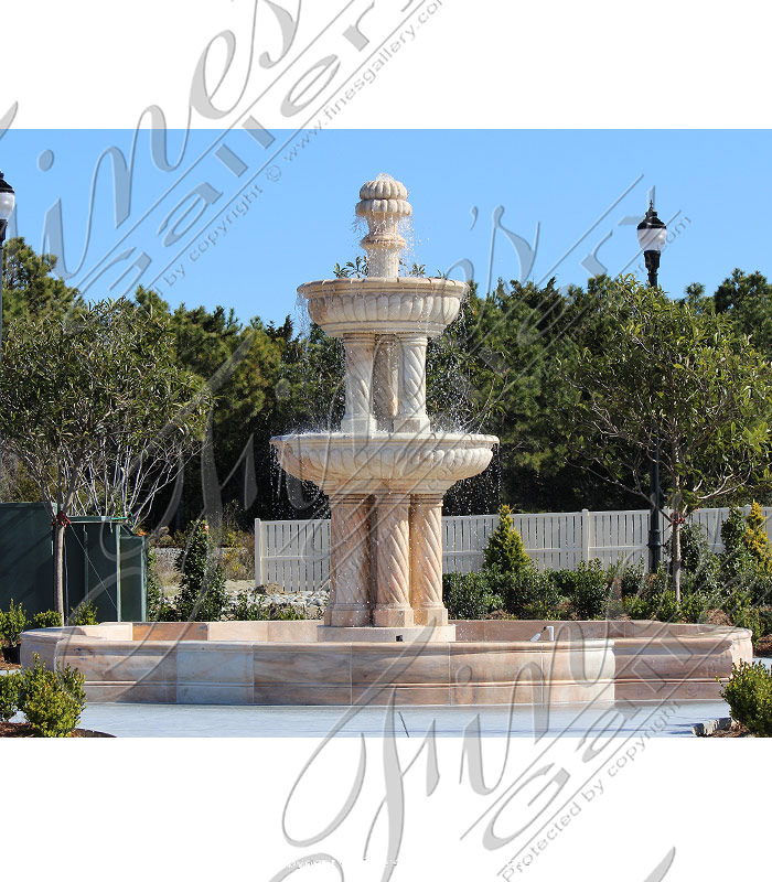 Commercial Marble Fountain