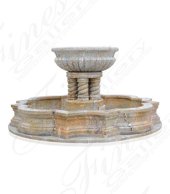 Granite Fountain