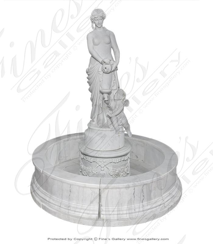 Roman Cherub Cup