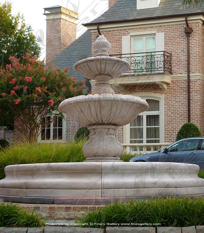 Garden Opulence Fountain