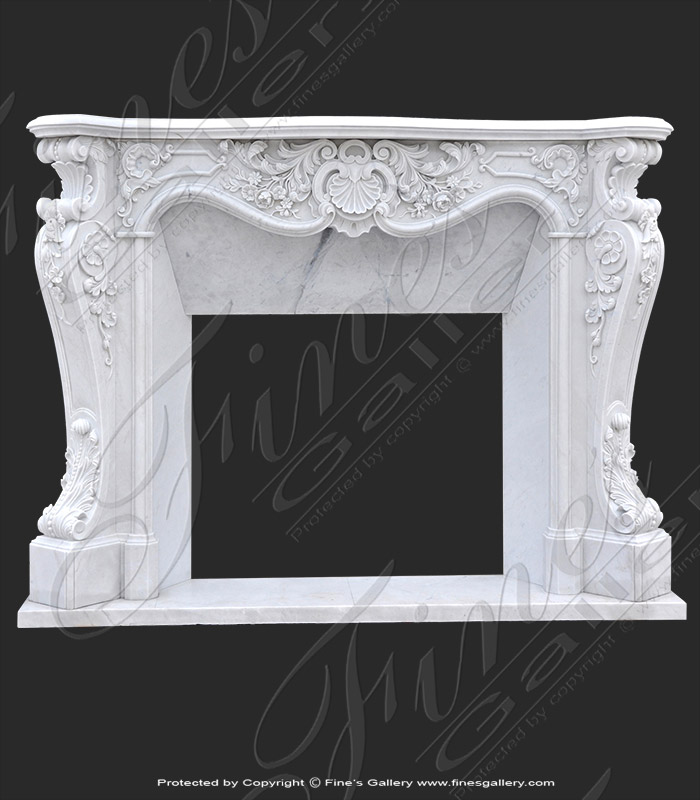 The Lux French Marble Surround