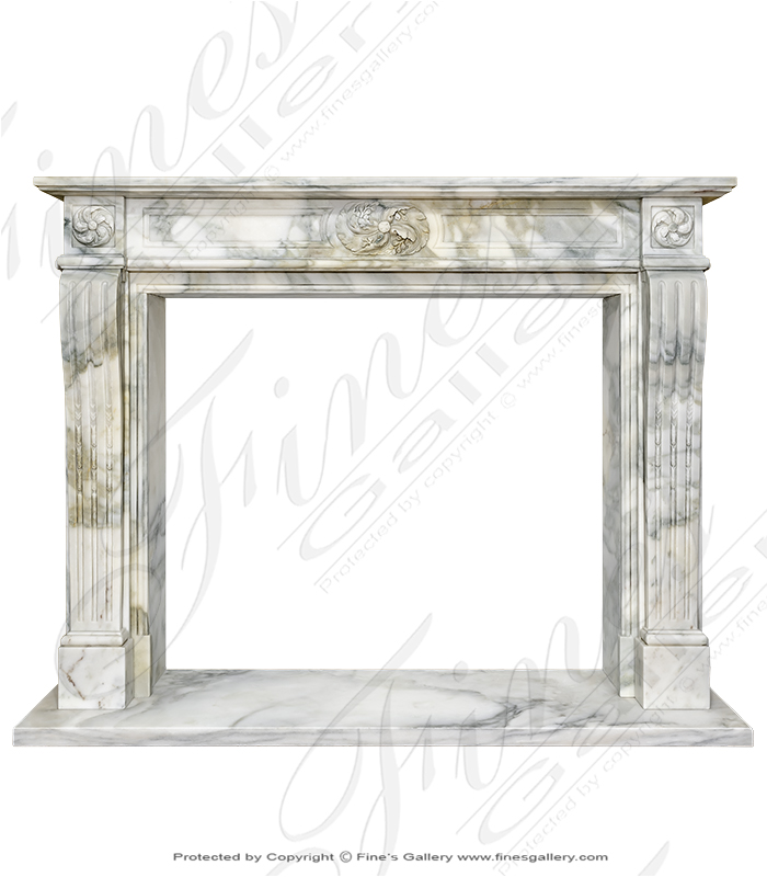 Arabascato Vagli Regency Surround