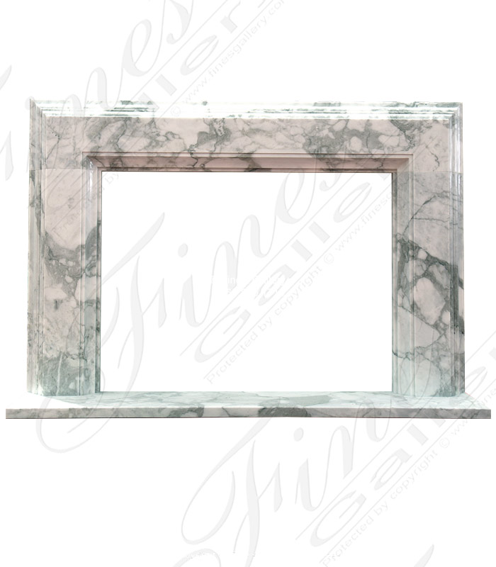 Calacatta Marble Surround XVI