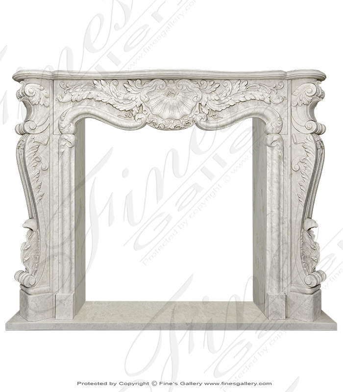 Botticino Forito Supreme French Style Surround