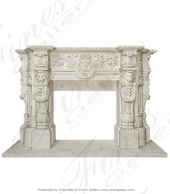 Luxury Italian Renaissance Surround