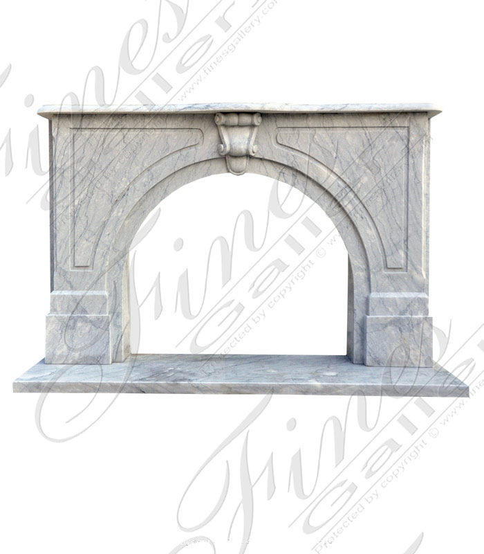 Italianette Brownstone Marble Surround