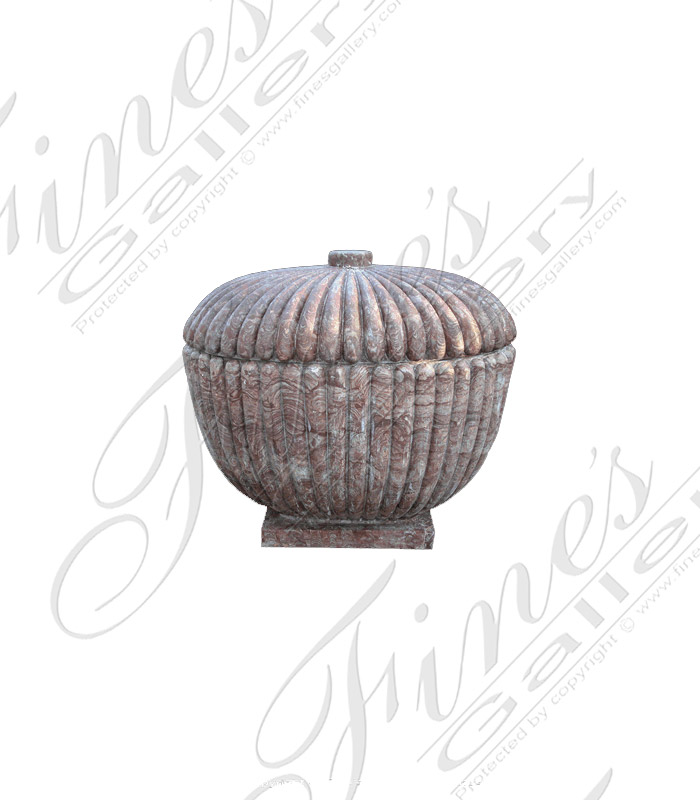 Contemporary Marble Urn