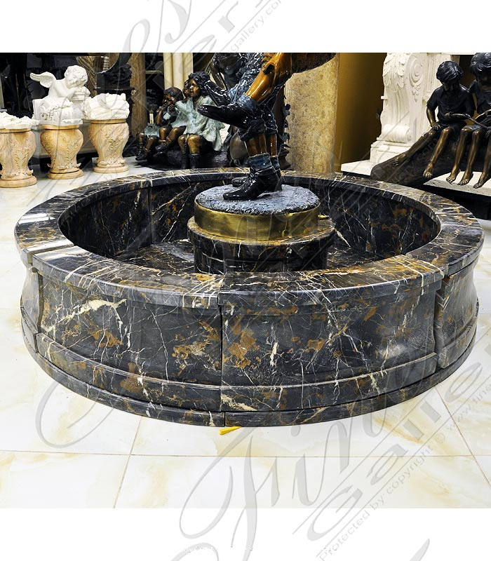 Michelangelo Marble Pool Surround