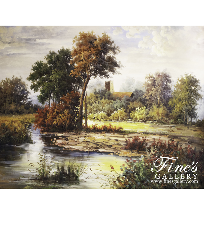 Spring Is In The Air Canvas Painting