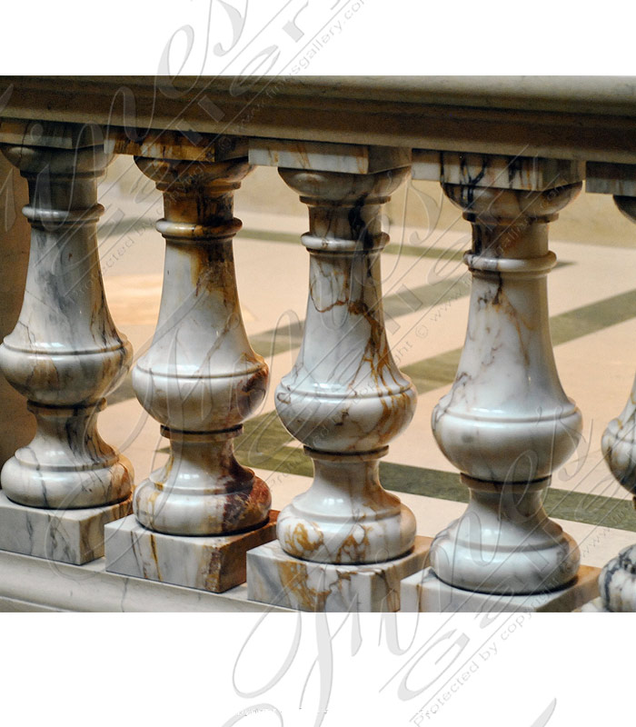 Marble Balusters  - Italian Marble Baluster - BAL-063