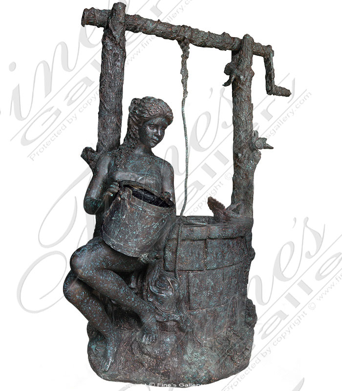 Maiden at the Well