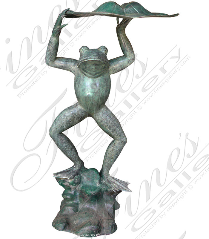 Bronze Fountains  - Dancing In The Rain - BF-249