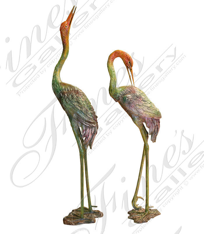 Search Result For Bronze Fountains  - Bronze Birds - BF-285