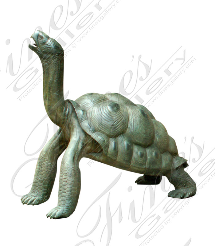 Bronze Fountains  - The Grand Tortoise - BF-653