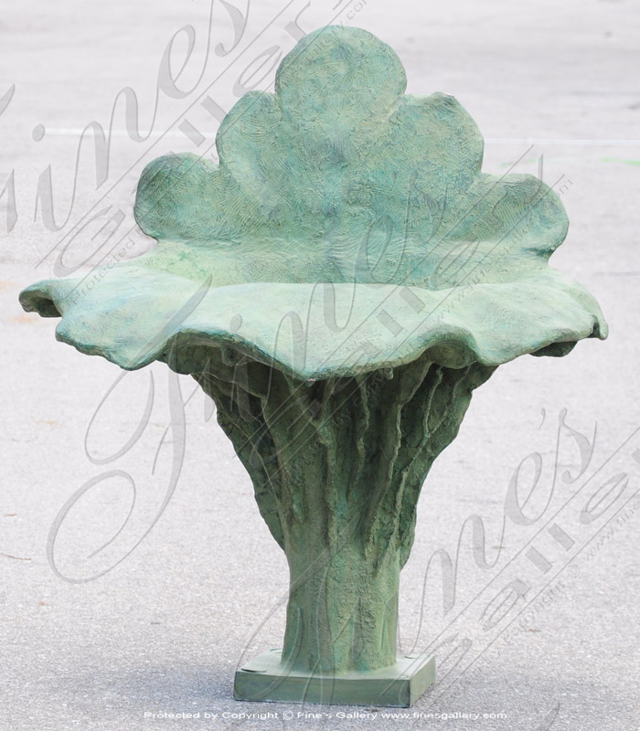Bronze Fountains  - Bronze Fountain - BF-802