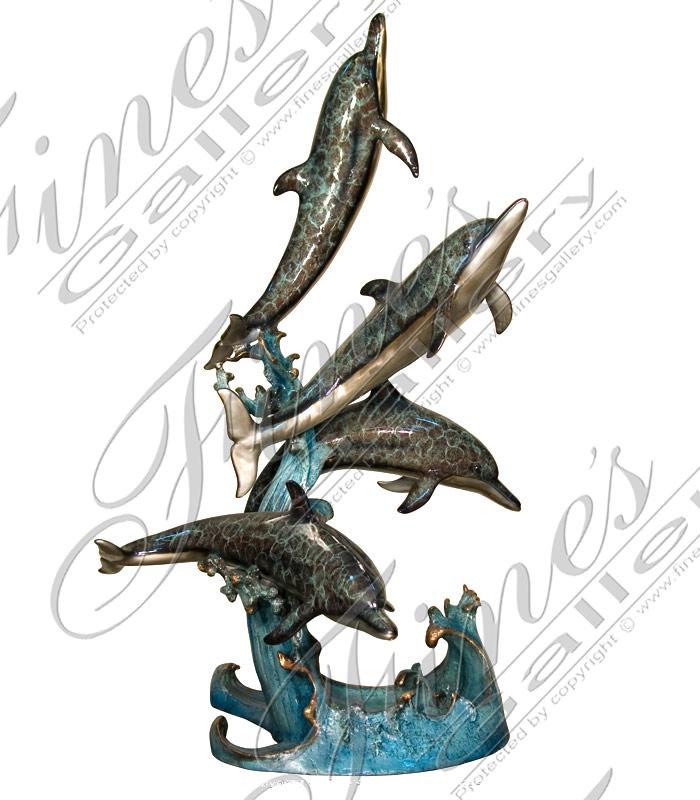 Bronze Statues  - Bronze Statue - BS-1322