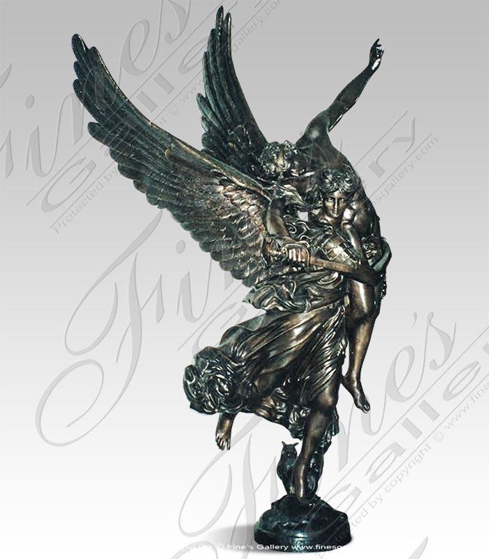 Bronze Statues  - 9 Feet Gloria Victis - BS-1511