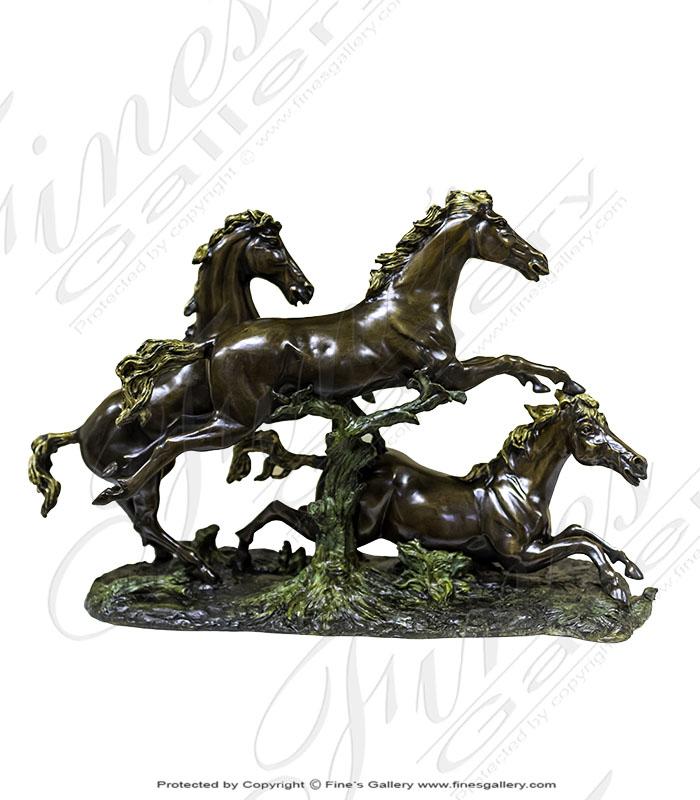 Bronze Statues  - Bronze Statue - BS-1575