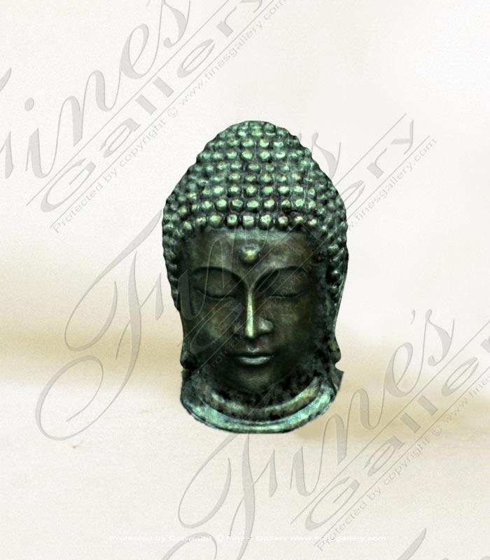 Bronze Buddha Statue or Bust