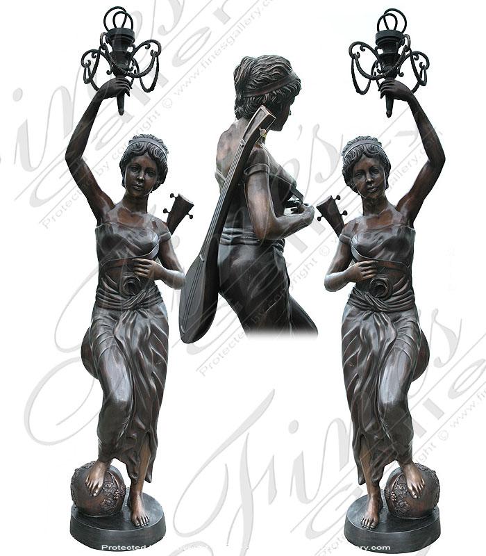 Aristotle Dafni Lute Player