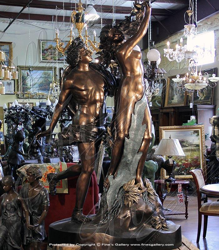 Bronze Statues  - Apollo & Daphne - BS-309