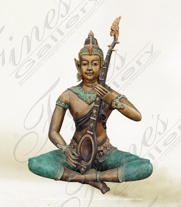 Krishna Bronze Statue