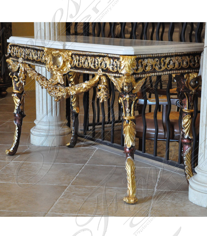 Bronze Tables  - Bronze Entry Table - BT-1175
