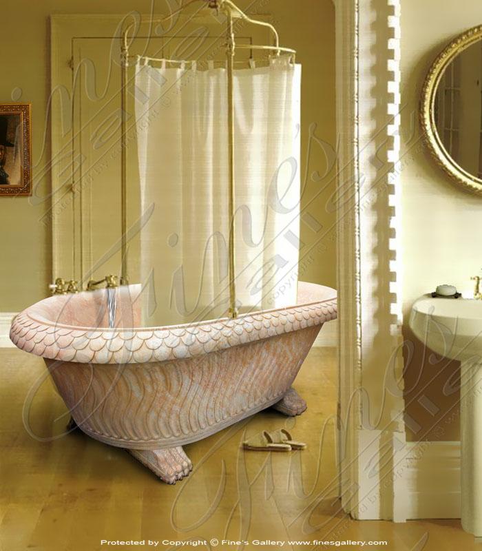 Kb Kitchen And Bath: Elegant Custom Designed Tub