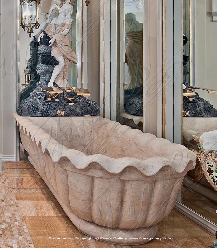Marble Kitchen and Baths  - The Lady Tub - KB-020