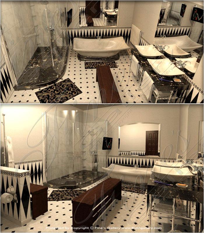 Marble Kitchen and Baths  - Marble KitchenBath - KB-147