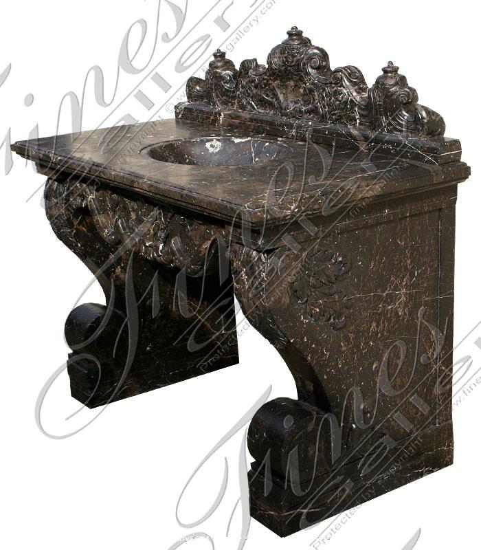 Marble Kitchen and Baths  - Marble Sink Or Vanity - KB-166