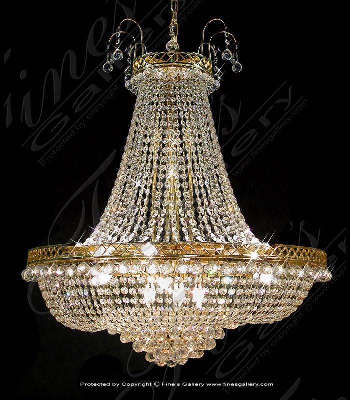 Lighting Chandeliers  - Crystal Chandelier Lighting - LC-110