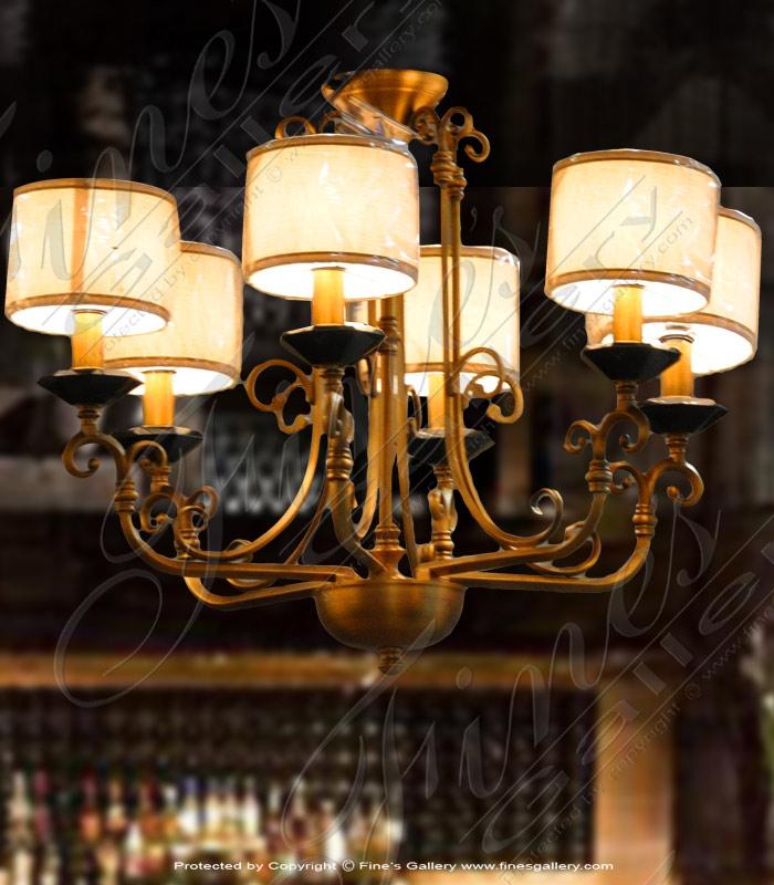 Lighting Chandeliers  - Lighting Chandelier - LC-135