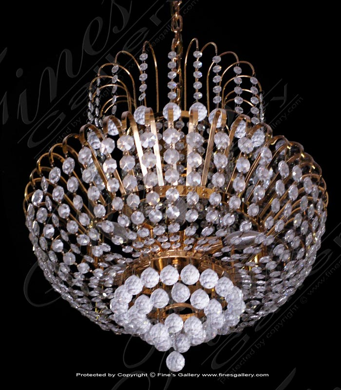 Crystal Lighting Chandelier