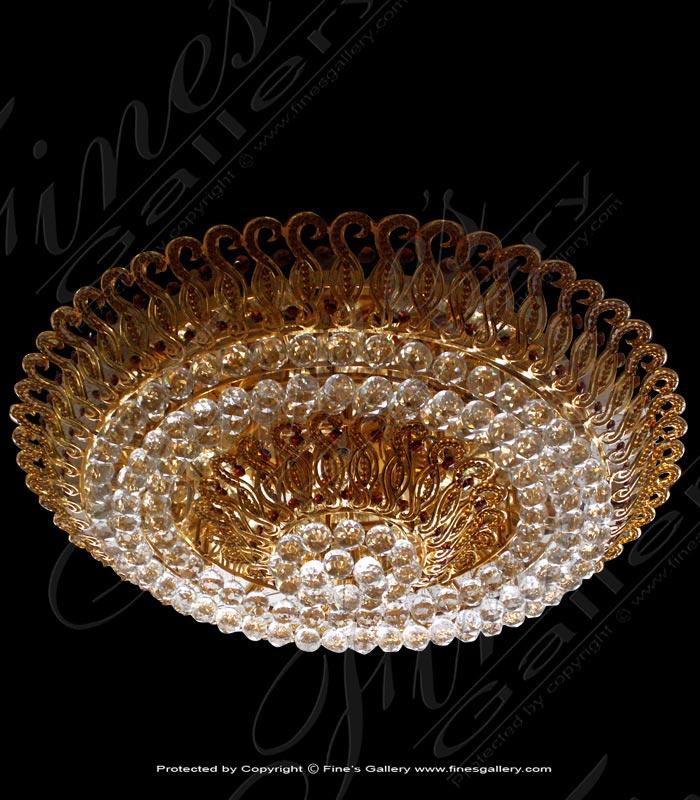 Lighting Chandeliers  - Crystal Lighting Chandelier - LC-147