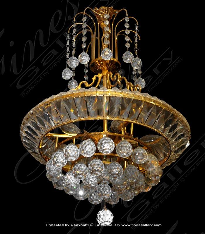 Lighting Chandeliers  - Crystal Lighting Chandelier - LC-151