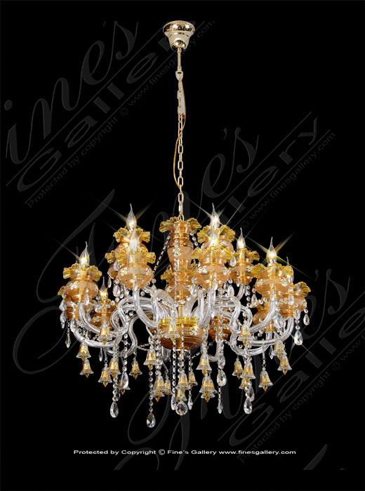 Lighting Chandeliers  - Lighting Chandelier - LC-214