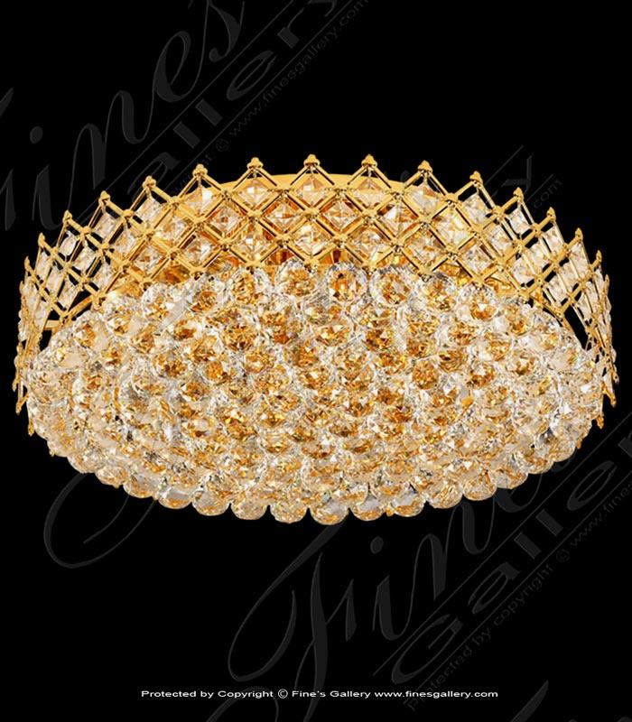 Lighting Chandeliers  - Crystal Lighting Chandelier - LC-247
